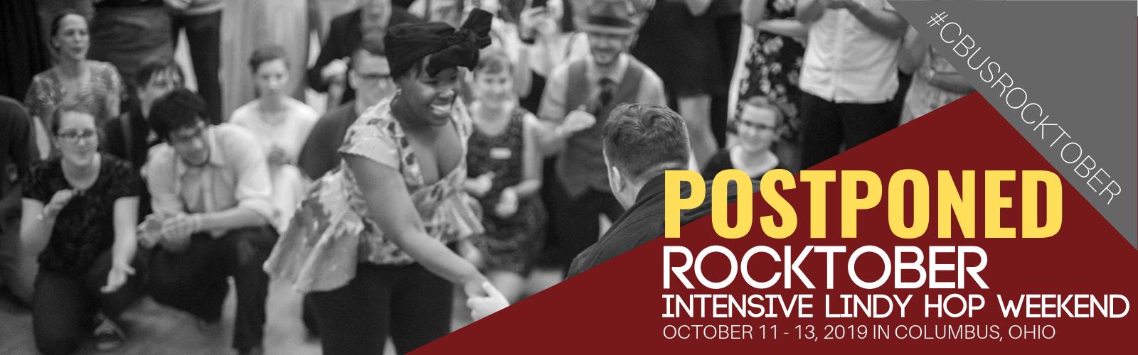 Rocktober Intensive Lindy Hop Weekend