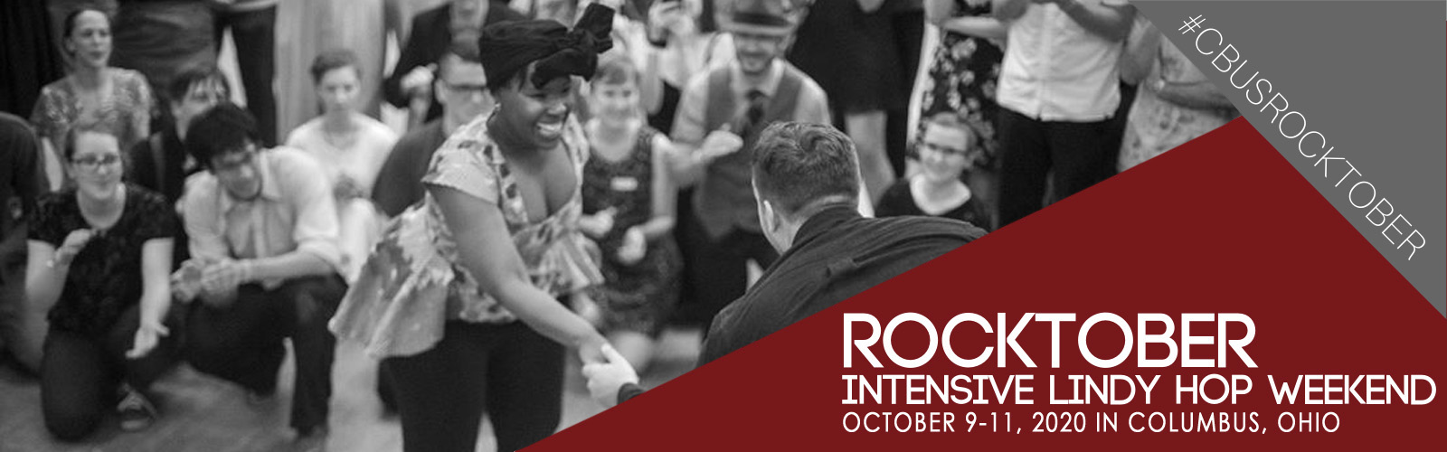 Rocktober Intensive Lindy Hop Weekend